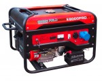 Бензиновый генератор (электростанция) Greenfield E8000 PRO