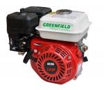 Бензиновый двигатель Greenfield  GF-170F (GX210)
