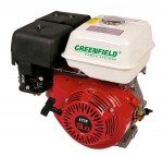 Бензиновый двигатель Greenfield GF-177F (GX270)